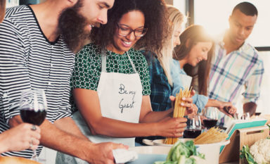 French Standard Course and Cooking Classes in France